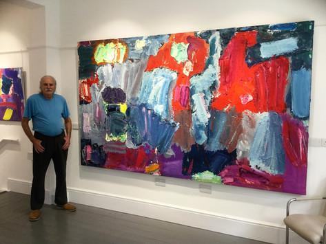 A Retrospective Exhibition, Part II, 2018