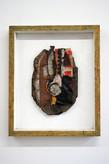 David Redfern (b.1947) 'Jardinage' 1995, 71 x 58.5 x 7 cm  Contact for Price