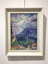 Alfred Wolmark (1877-1961), Grindelwald, Switzerland
