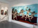 Richard Harrison 'A Darkness I Keep To Myself' Exhibition, 2020, Felix & Spear, London