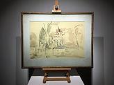 Paul Nash (1889-1946), March Woods, Study ll