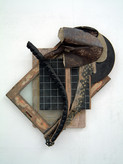 David Redfern (b.1947) '0006305775' 2003, 90 x 84 x 15 cm  Contact for Price