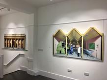 'Paintings of David Redfern 1972-1991' Exhibition, 2018, Felix & Spear, London