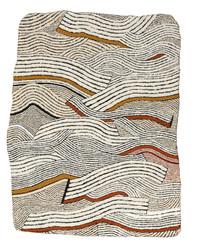 John Hitchens (b.1940) 'Layers Enfolded' 2012, acrylic on canvas, 84 x 66 cm  £10,000