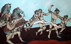 Richard Harrison, Falling Down, Felix & Spear