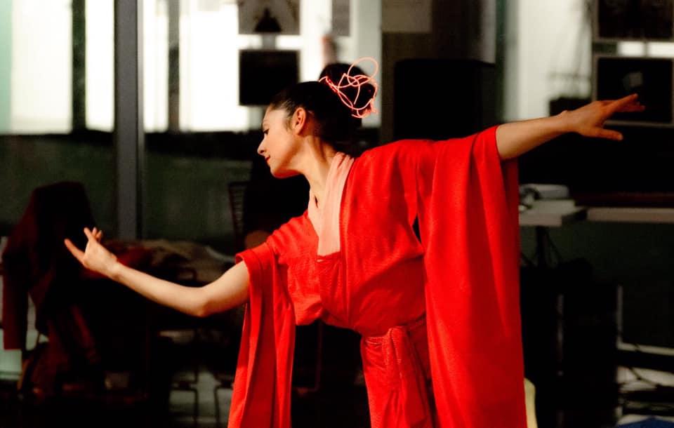 """""""Red Kimono"""""""