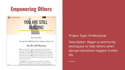Empoering Others