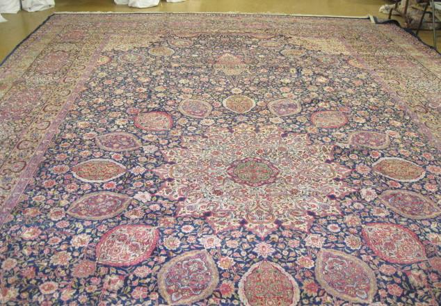 10772 Persian Kerman