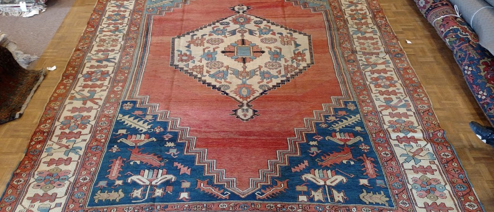Persian Searapi 9x11
