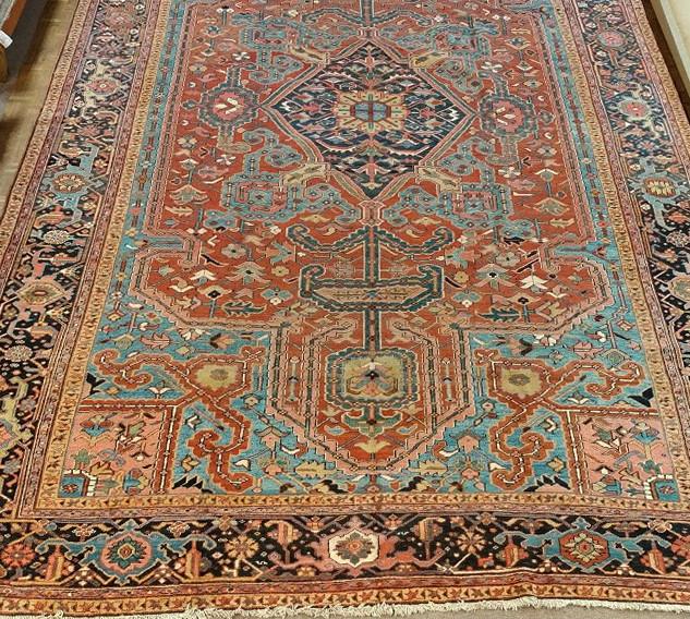 12720 Persian Heriz