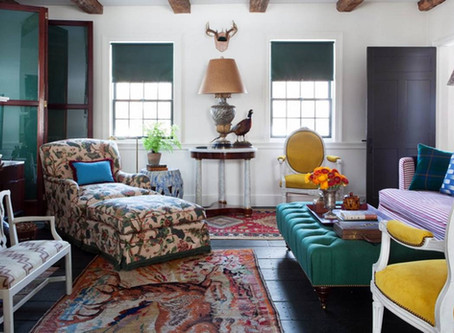 DIY design tips for decorating with a rug