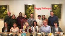 Happy Holidays from the Clear Minds Team and Family!