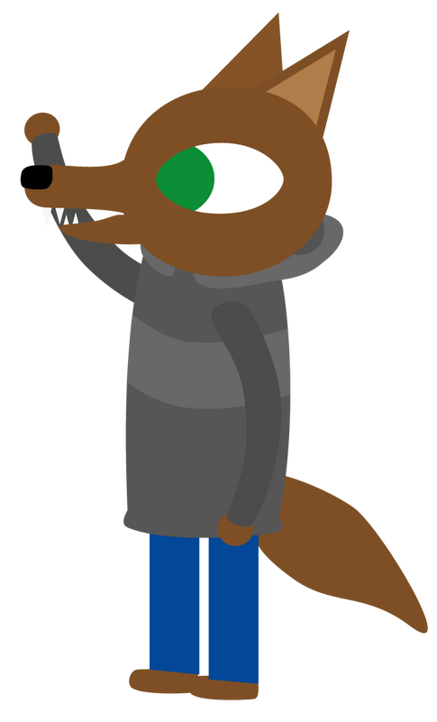 Kile Johnson (Night in the Woods Style)
