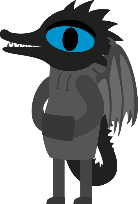 Frederic Blake (Night in the Woods Style)