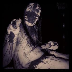 Natti Nattramn o Manita de puerco black metalera