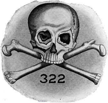 La tumba y los Skull and Bones