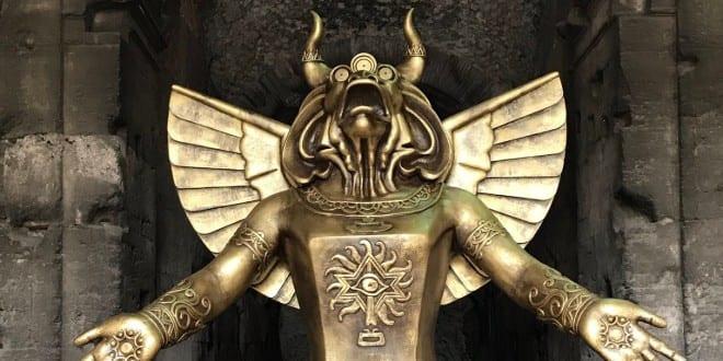 Dios Moloch Baal