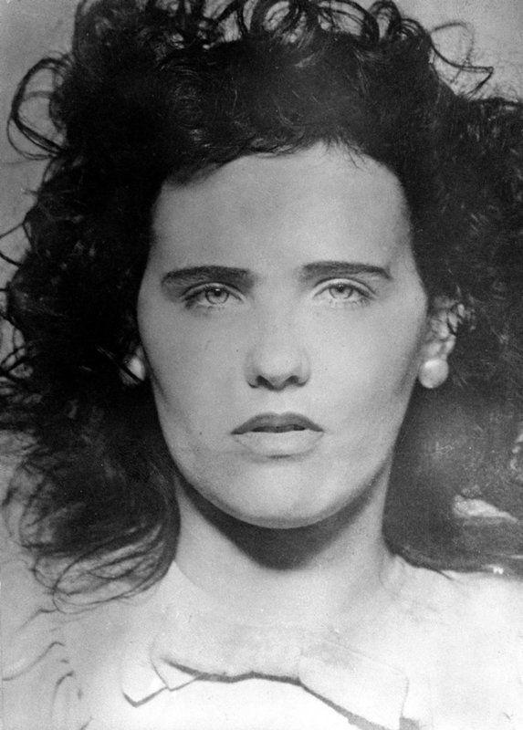 Elizabeth Short Dalia Negra