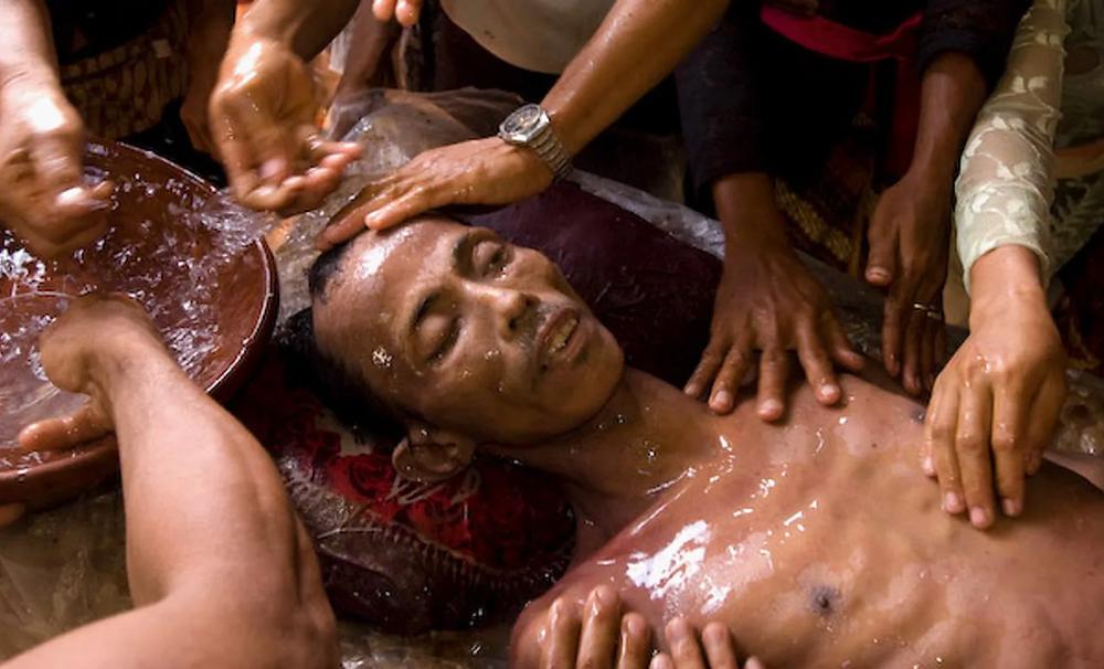 lavado de muertos Bo Keban