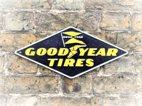 Good Year Tires Sign