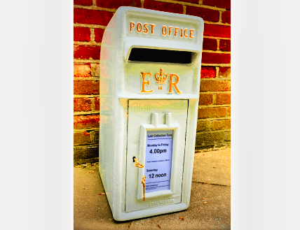royal mail post postbox white bts (3)