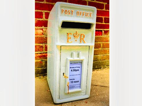 Queen Elizabeth II Letterbox