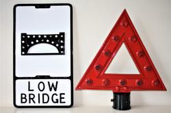 Our Classic Low Bridge Sign