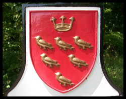 East Sussex County Crest
