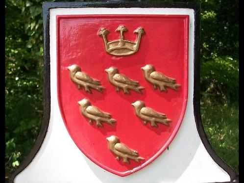 Sussex Martlets Crest