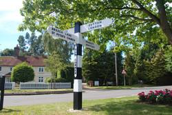 Our Surrey Hills  Period Black _ White F