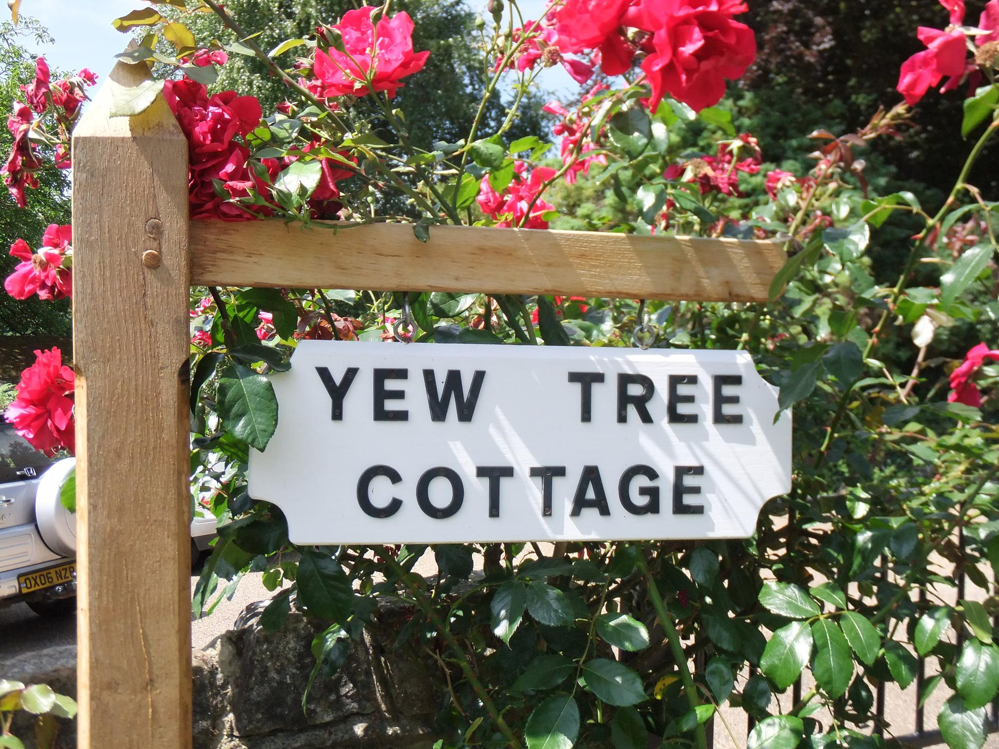 Our Susssex Cottage Signs