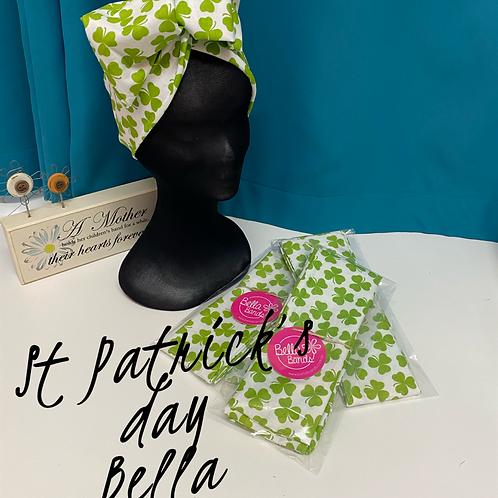 St Patrick's day bella