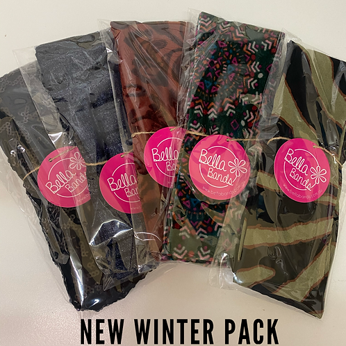 New winter pack