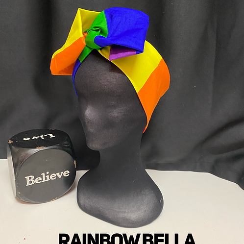 Rainbow bella