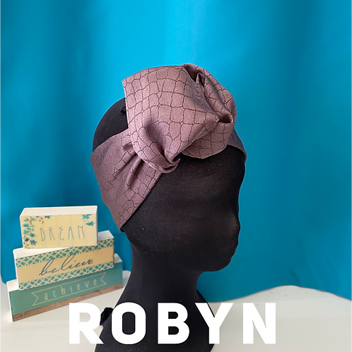 Robyn (chocolate brown)