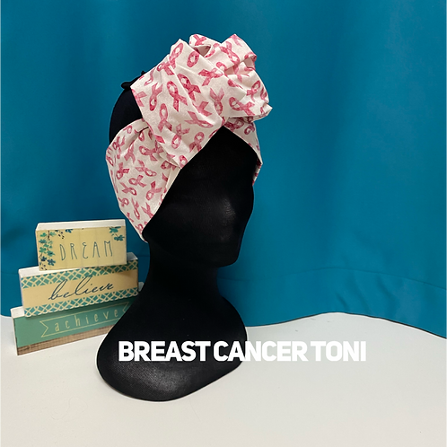 Breast cancer Toni