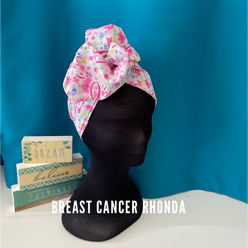 Breast cancer rhonda