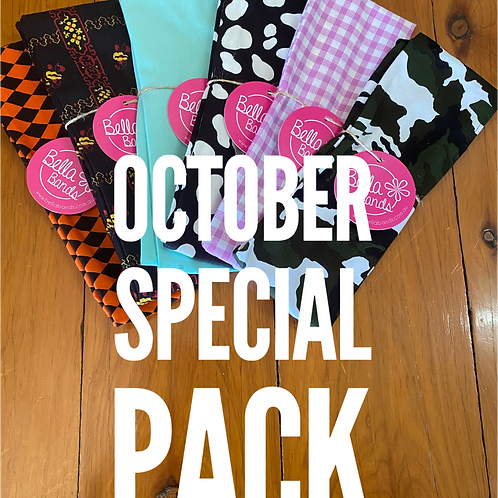 October special pack