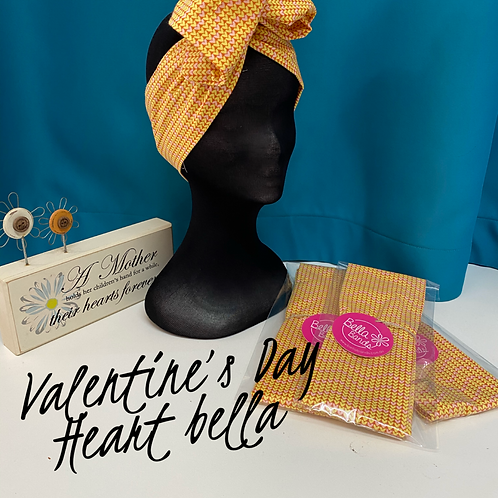 Valentine's Day heart bella