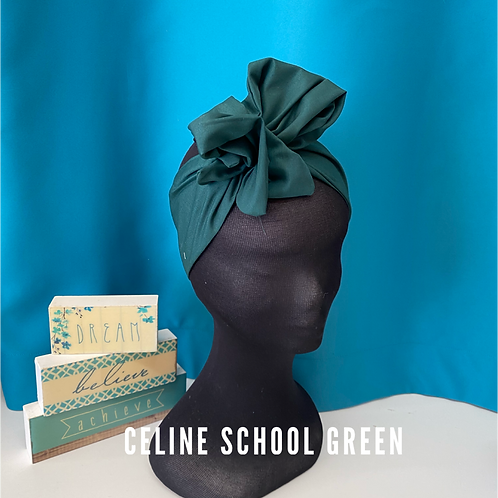 Celine school green