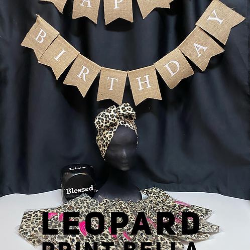 Leopard print bella