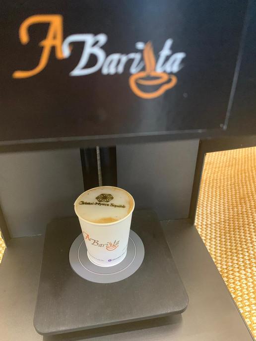 Fotodrink, Face coffee, Face coffee e Print no café