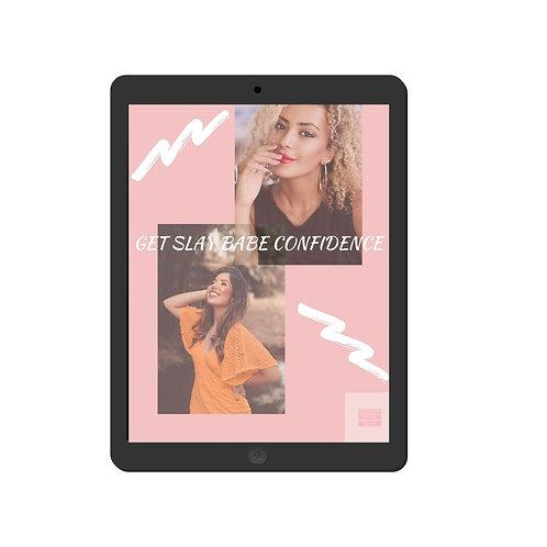 Get Slay Babe Confidence E-Book