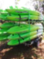 Kayak rentals Guided Kayak Tours