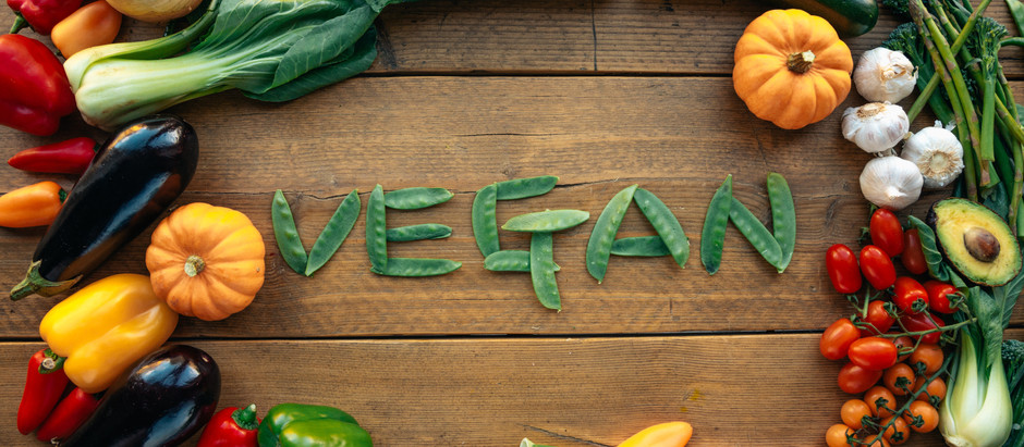 Plant-based vs vegan – what's the difference and does it matter?