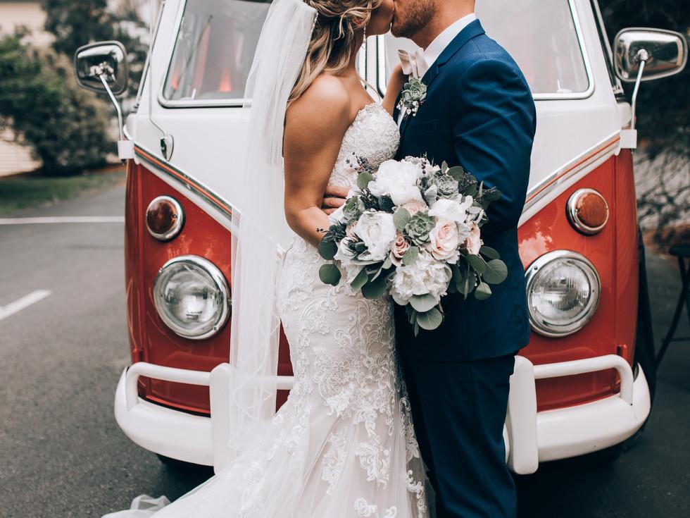 Bridget and Andrew's Bedford Village Inn Wedding