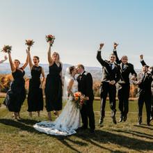 Caleb and Shannon Barn Wedding