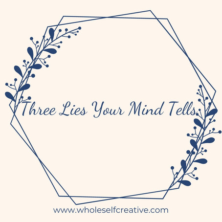 Three Lies Your Mind Tells You About Failure