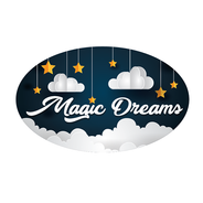 Magic Dreams Sleep counselor Logo