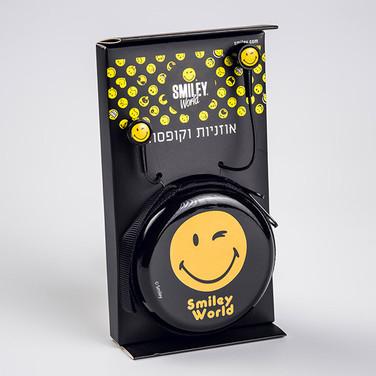 Smiley headphones